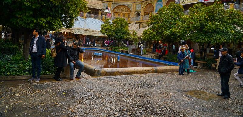 вакиль базар Шираз Главные события в Ширазе, сердце персидской культуры. DSC05901