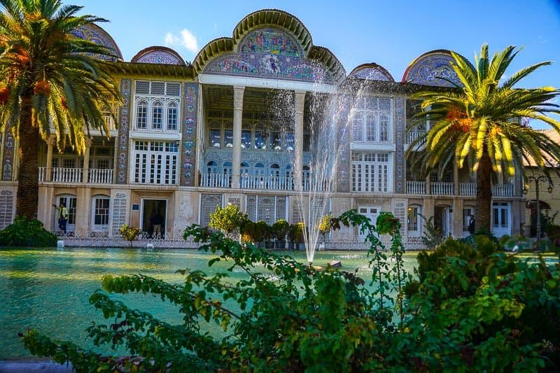 ЭРАМ САД Шираз Главные события в Ширазе, сердце персидской культуры. DSC06439