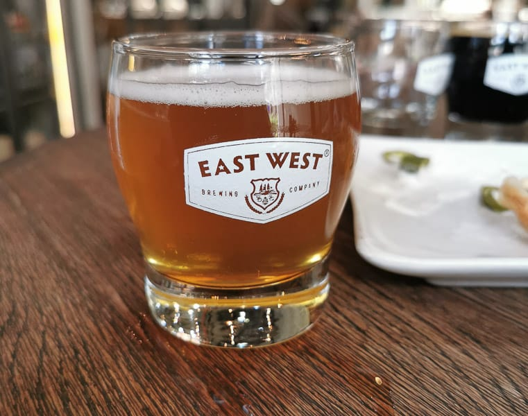 East-West Pale Ale in vietnam