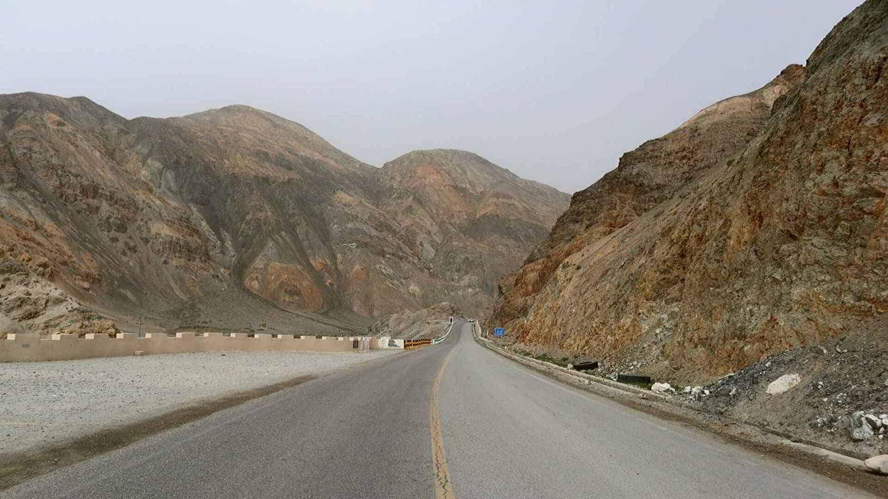 Karakoram Highway china Tashkurgan