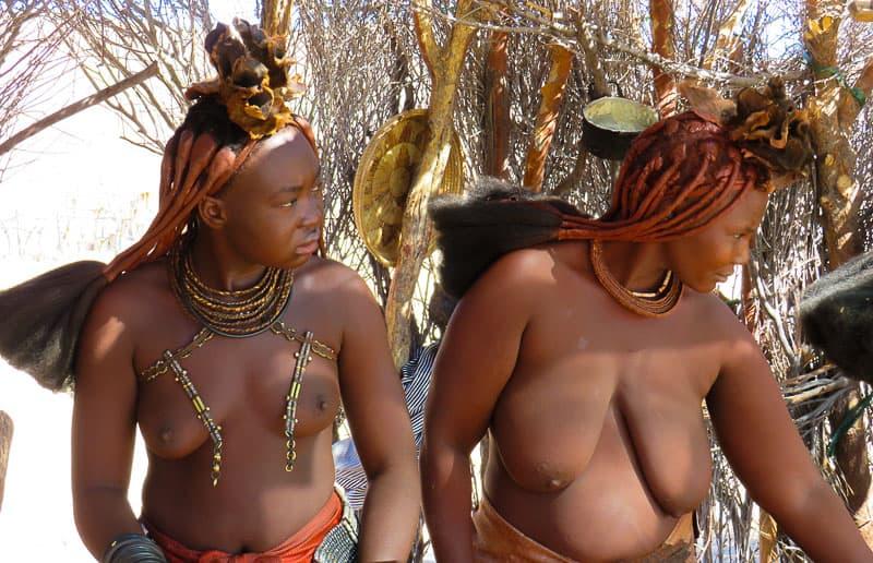 Химба женщина Намибия 5 причин, по которым Намибия должна быть в Вашем списке. Namibia Himba Women