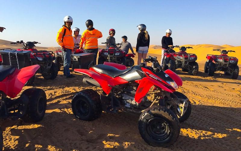 Квадроцикл Свакопмунд Намибия 5 причин, по которым Намибия должна быть в Вашем списке. Namibia Swakopmund Quad Biking