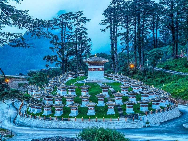 Перевал Дочула посетить Бутан 10 причин, почему вы должны посетить Бутан, самую счастливую страну в мире. P7230632