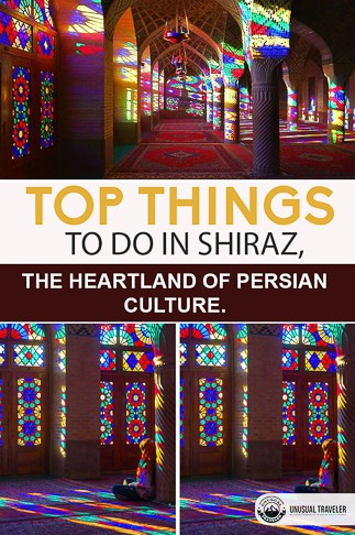 Travel Guide To Shiraz a must visit in Iran everything you need to know