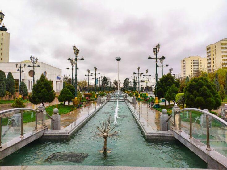 ashgabat turkmenistan capital