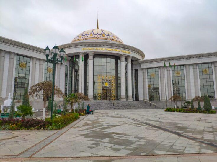 State University asghabat turkneistan