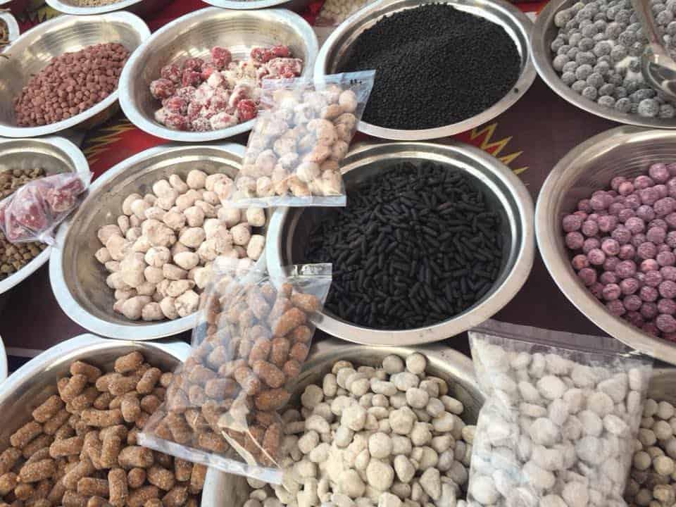local snacks Pushkar