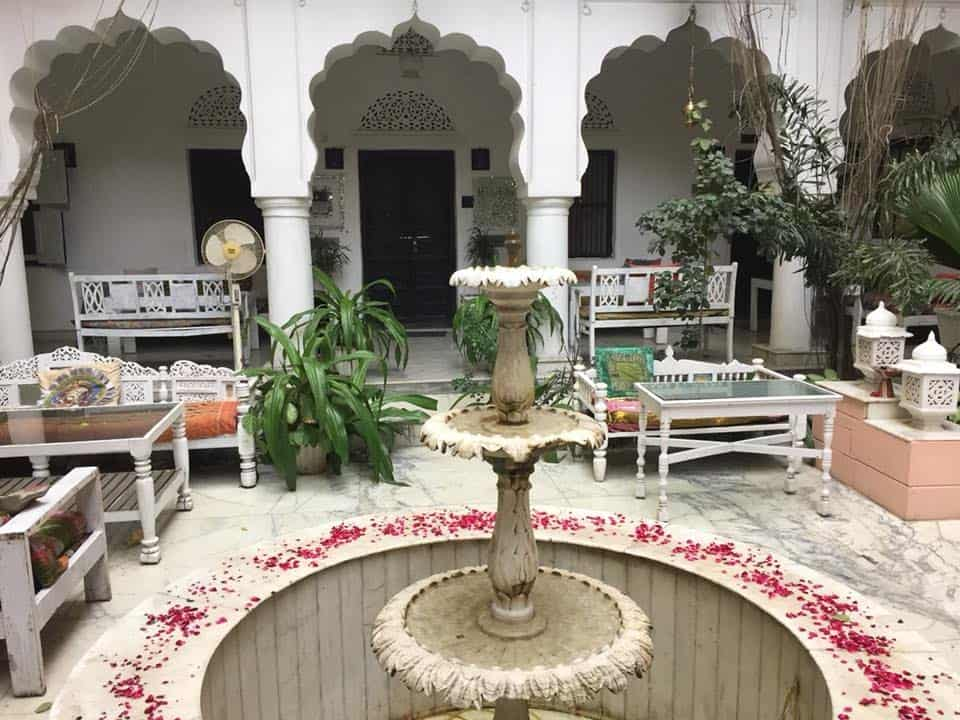 Traditional Haveli in Pushkar
