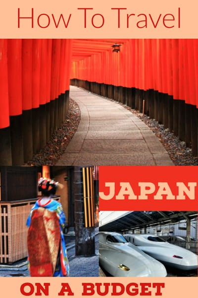 8 helpful tips on how you can travel Japan on a budget.