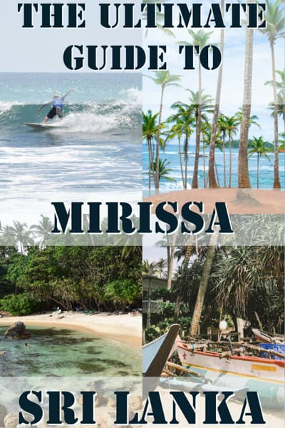 Complete Travel and surf guide to Mirissa Sri Lanka