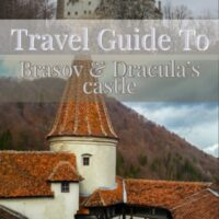 Travel Guide to Brasov, home to Dracula´s castle and a must visit in Romania.