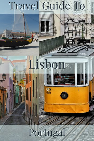 Travel guide to Lisbon the capital of Portugal.