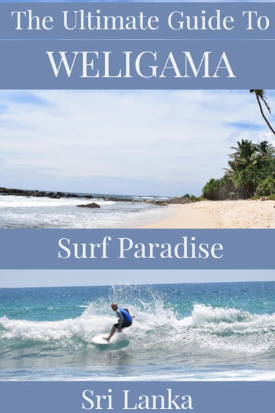 Weligama surf guide