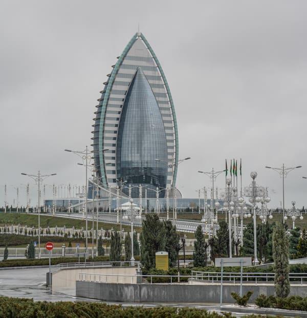 Йылдыз Отель лучший отель в Туркменистане