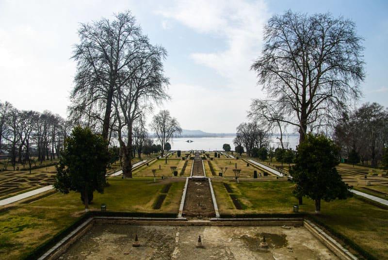srinagar gardens