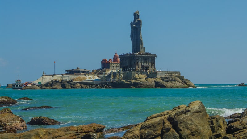southern tip of India