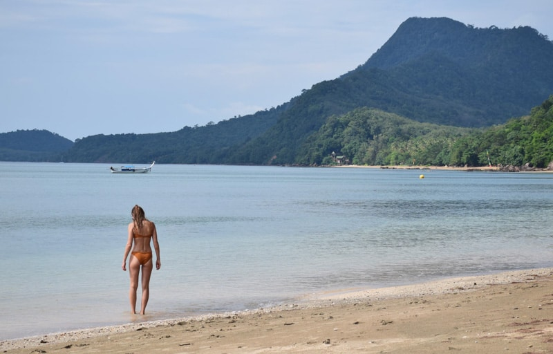 koh jum paradise in south thailand