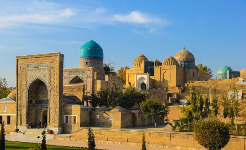 Шай и Зинда в Узбекистане