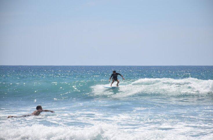 WELIGAMA surfing guide sri lanka