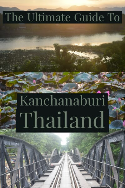 Kanchanaburi is a taste of rural Thailand that comes with a hefty side dish of history and home toBridge over the River Kwai also lnown as the death railway.