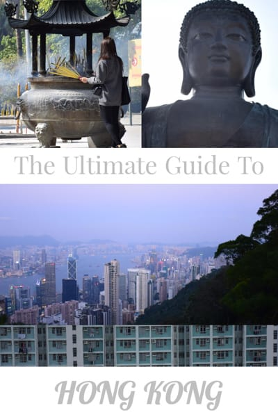 Everything you need to know before traveling to Hong Kong.