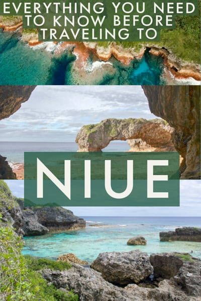 Complete travel guide to Niue