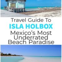Travel Guide to Isla holbox in yucatan