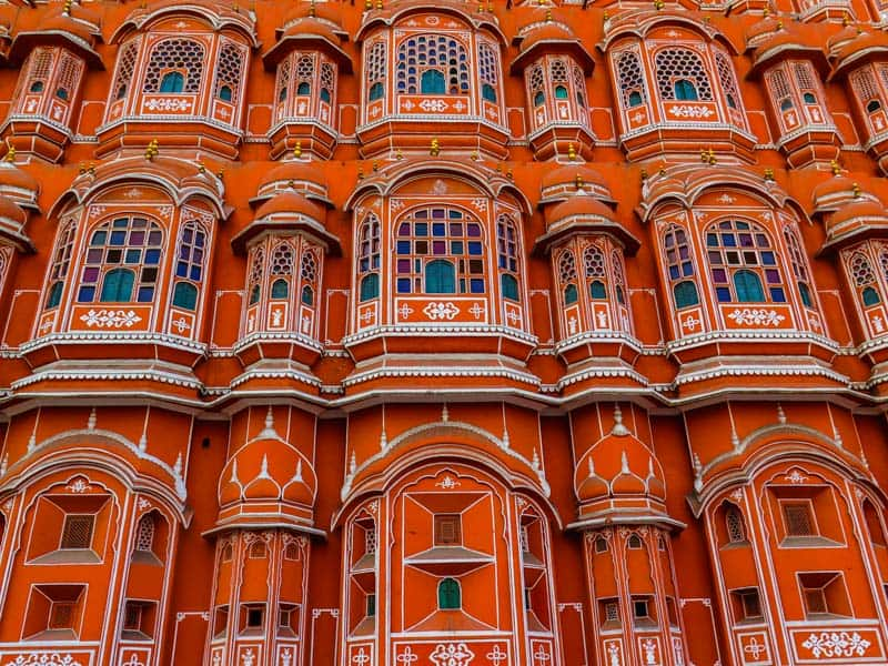 Hawa Mahal (Palace of Breeze)