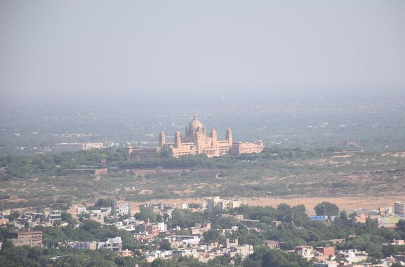 Umaid Bhawan in Jodhpur india