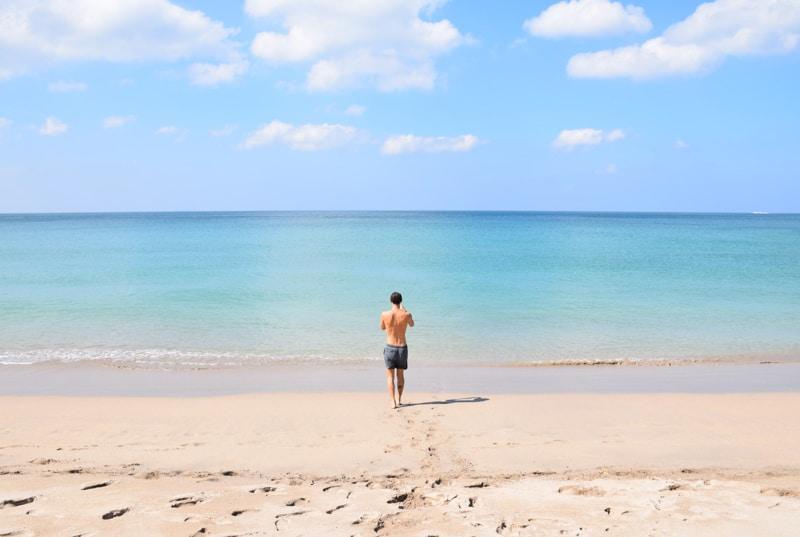 Perfect beaches in Koh Lanta.