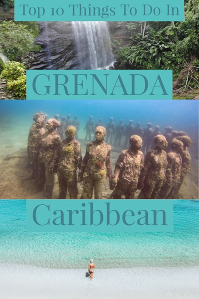 Top Things To do in Grenada the small country in Caribbean Travel Guide