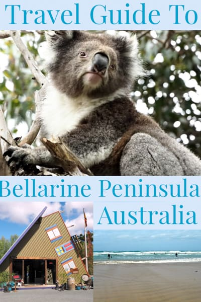 Travel Guide To Bellarine Peninsula an amazing road trip in Australia.