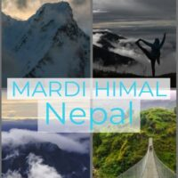 trekking guide to Mardi Himal hike in Nepal