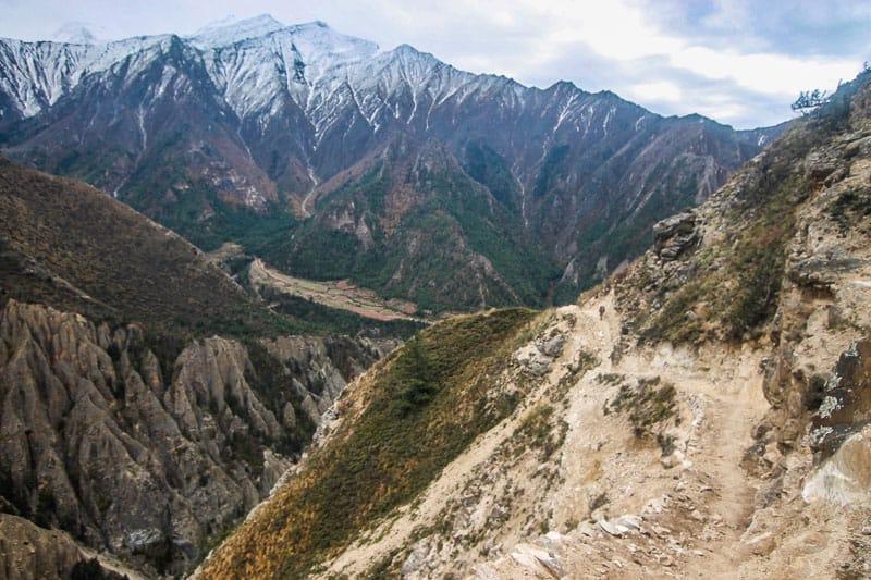 Nepal hiking to Dolpo in Nepal hiking to Dolpo in Himalaya