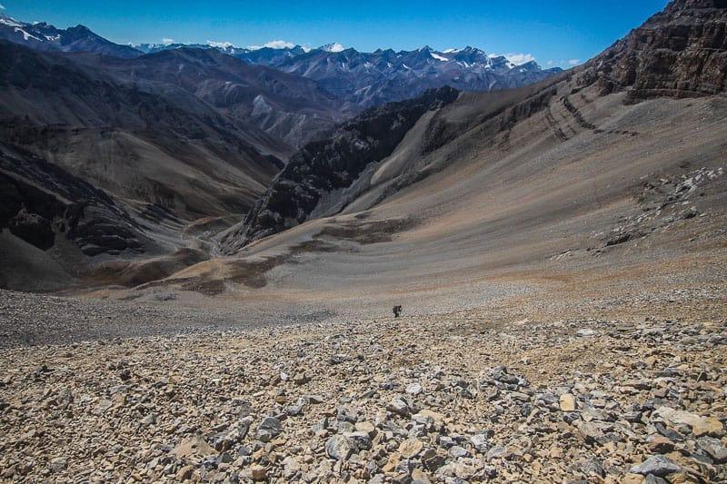 hiking Dolpo nepal