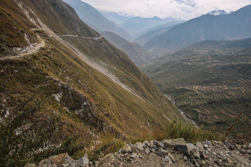 Nepal hiking to Dolpo in Himalaya