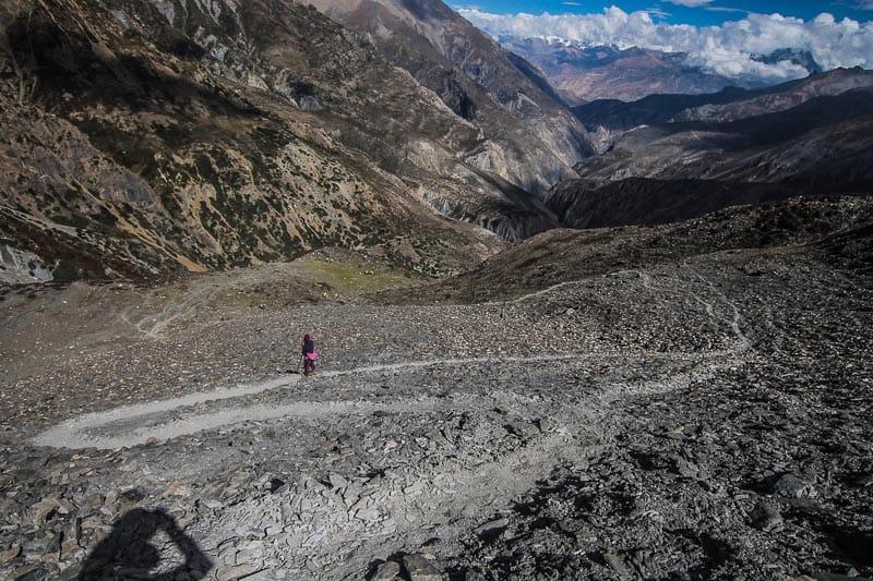 Jungben La Pass Nepal