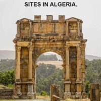 Travel guide to Djemila in Northern Algeria is one of the best-preserved Roman Ruins in all of North Africa; it´s easy to understand why it´s named Djemila, meaning Beautiful in Arabic.
