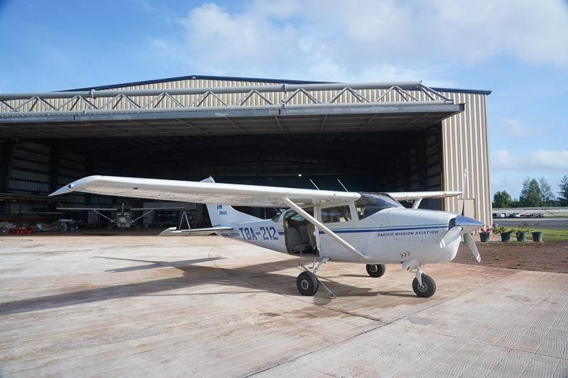 Scenic flight Palau