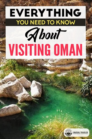 Everything You Need To Know About Visting Oman. One of the most peaceful countries in the middle east