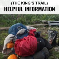 Everything you need to know about hiking Kungsleden trail in northern Sweden