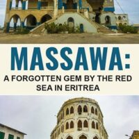 Travel guide to Massawa on the banks of the Red Sea in Eritrea, Africa. Has an extremely rich history, from egypt , italia to english empire.