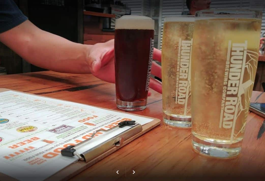 Thunder Road Brewery craft beer Melbourne