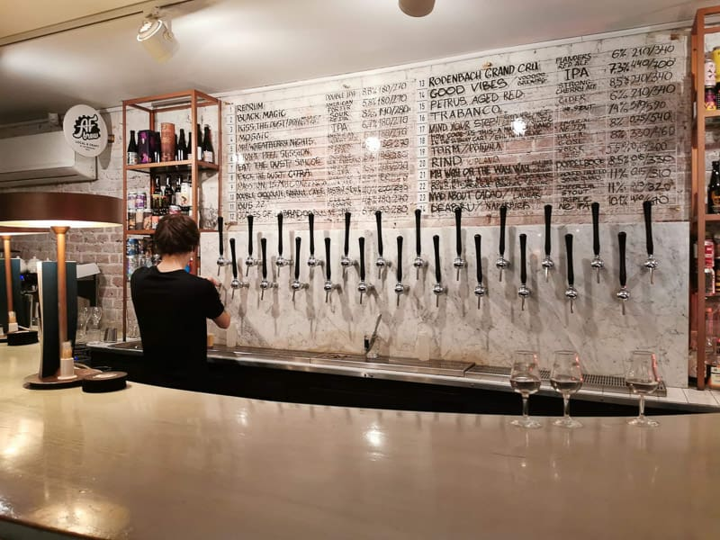 craft beer saint petersburg in russia