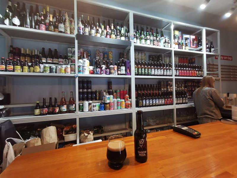 craft beer in Saint Petersburg Russia