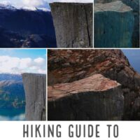 The Ultimate Hiking guide to Preikestolen , The Pulpit Rock in Norway.