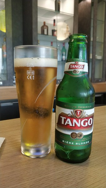 Tango the most popular beer in Algeria
