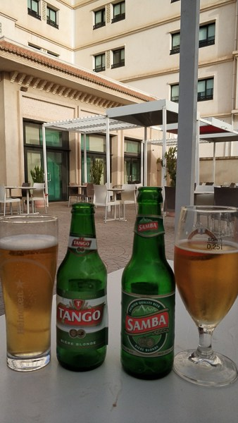 the two most common beers in Algeria