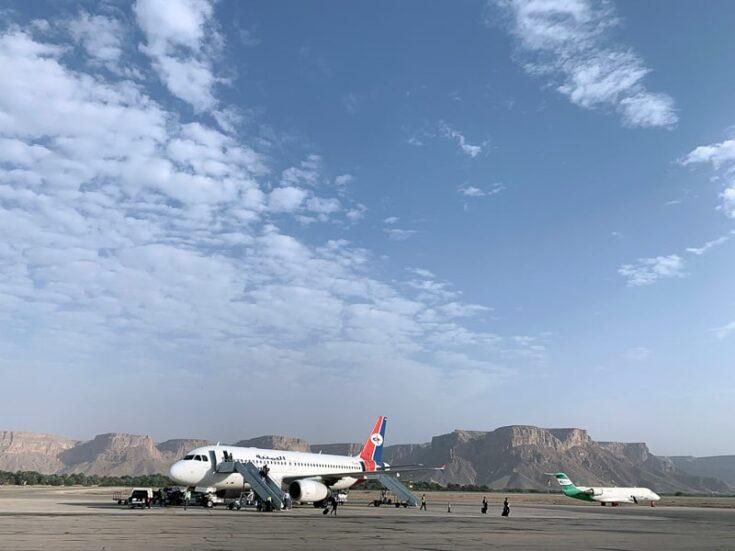 Yemenia airlines, yemen