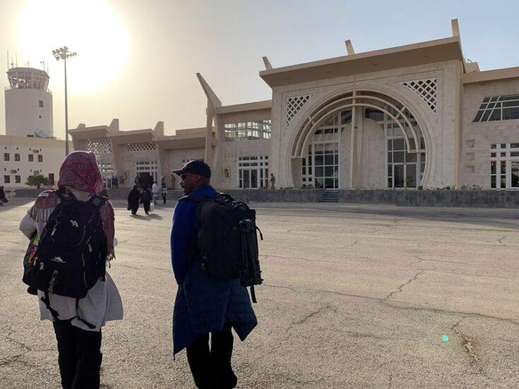 Socotra airport yemen
